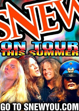 SNEW is coming to your town this summer!